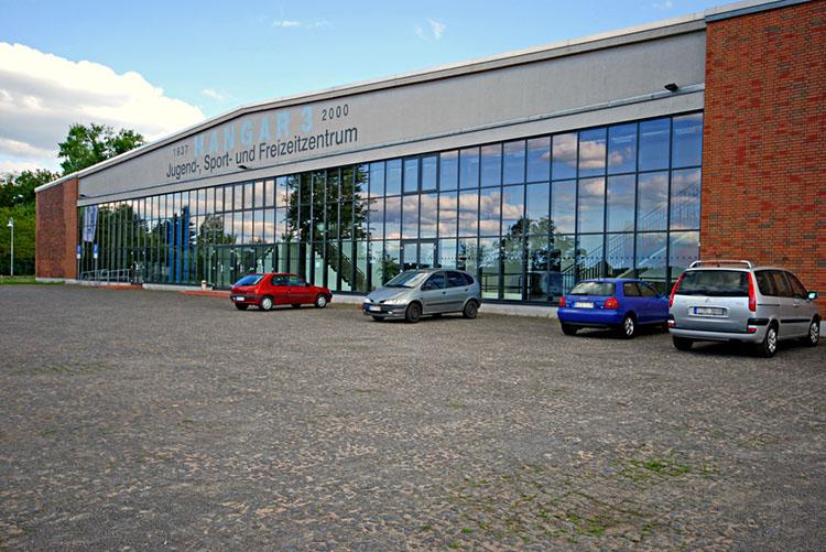 Sporthalle Werneuchen (Hangar3)